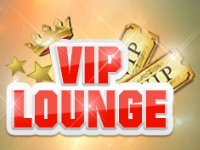 The loyal customers have an access to the VIP Lounge with its six different levels from Bronze to Red Diamond