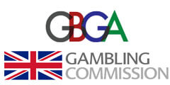 The Casino is licensed and regulated by UKGC and GBGA