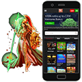 Play your favourite games everywhere with Mansion mobile app