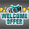 Match deposit bonus and free spins as a welcome offer at SlotsMagic Casino