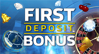 First deposit bonus and many other offers at William Hill Casino