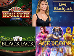 William Hill offers you big selection of games